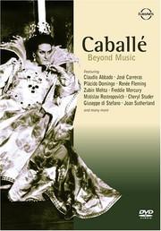Montserrat Caballe - Beyond Music