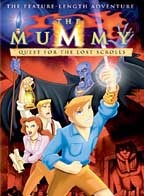 Mummy: Quest for the Lost Scrolls