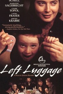 Left Luggage