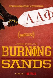 Burning Sands (2017) - Rotten Tomatoes