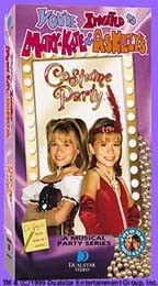 Mary-Kate & Ashley Olsen - You're Invited to Mary-Kate & Ashley's Costume Party