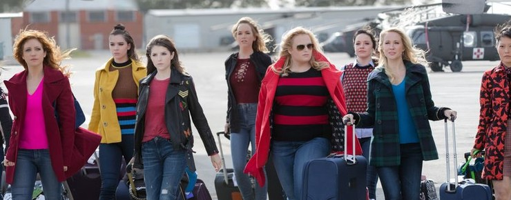 Pitch Perfect 3 (2017) - Rotten Tomatoes