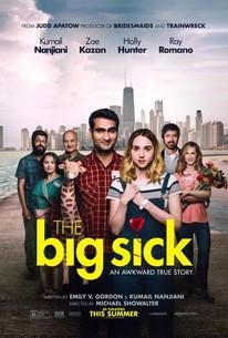 The Big Sick movie poster