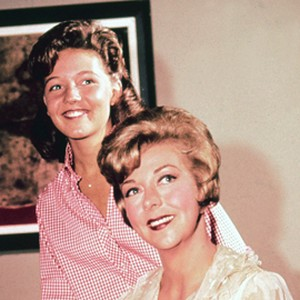 Ann Marshall (left) and Pamela Britton