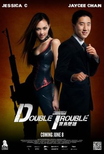 Double Trouble (2012) BluRay 720p 800MB [Hindi DD 2.0 – Chinese 2.0] MKV