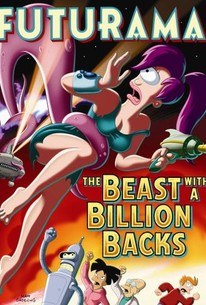 Futurama: The Beast With a Billion Backs