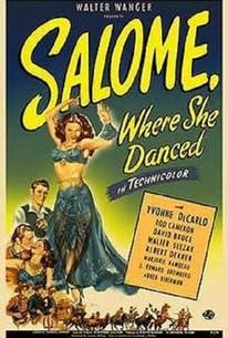 Salome, Where She Danced