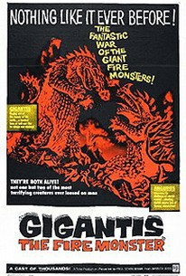 Gigantis the Fire Monster (Godzilla Raids Again)(Gojira's Counterattack)(The Volcano Monster)
