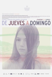 De jueves a domingo (Thursday Till Sunday)