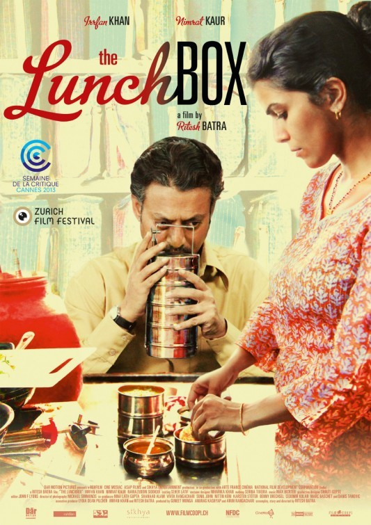The Lunchbox (2013) Hindi Movie In BluRay | 720p | 874MB | Watch Online | Download |