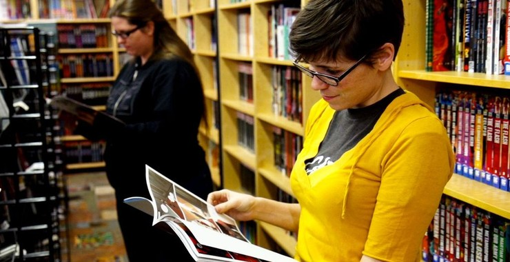 5 Best Documentaries For Writers; She Makes Comics