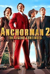 Anchorman 2 The Legend Continues Rotten Tomatoes