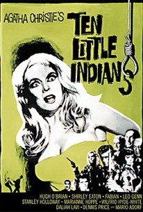Agatha Christie's Ten Little Indians (And Then There Were None)