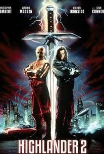 Highlander 2 The Quickening 1991 Rotten Tomatoes