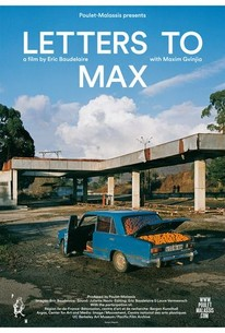 Letters To Max