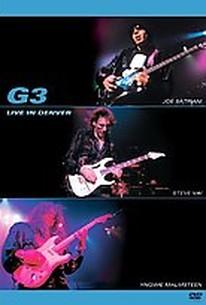 G3 - Live in Denver
