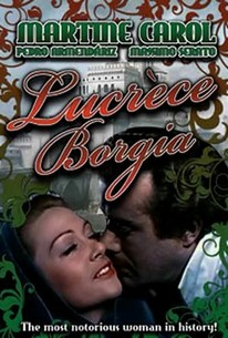 Lucrece Borgia (Sins of the Borgias)