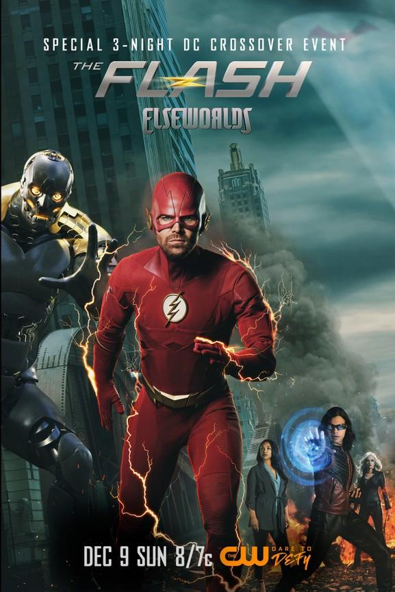 The Flash - Season 5 Episode 9 - Rotten Tomatoes