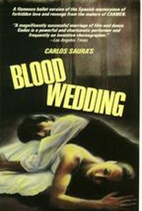 Carlos Saura Dance Trilogy Part 2 - Blood Wedding