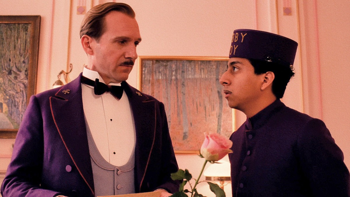 the grand budapest hotel rotten tomatoes