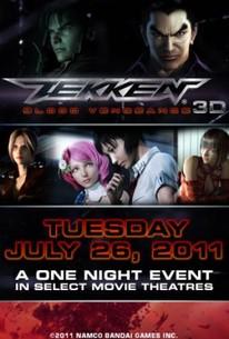 Tekken Blood Vengeance 3d 2011 Rotten Tomatoes