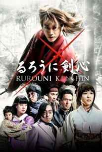 Image result for Rurouni Kenshin 2012