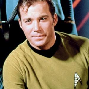 William Shatner as Capt. James T. Kirk