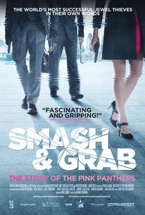 Smash & Grab: The Story of the Pink Panthers