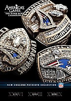 NFL America's Game: New England Patriots