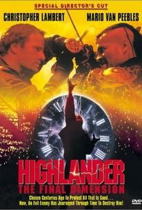 Highlander III: The Sorcerer (Highlander: The Final Dimension)