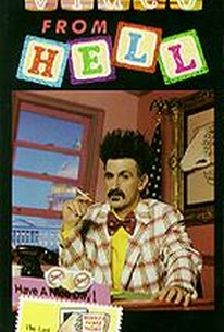 Frank Zappa - Video From Hell