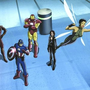 Ultimate Avengers: The Movie (2006) - Rotten Tomatoes