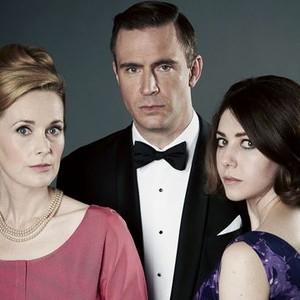 Natasha Little, Jack Davenport and Catherine Steadman (from left)