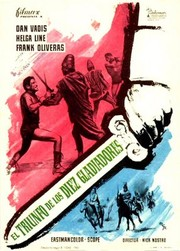 Il Trionfo dei Dieci Gladiatori (Ten Desperate Men)
