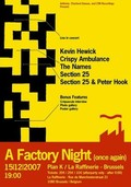 A Factory Night: Once Again