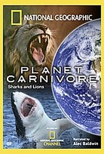 Planet Carnivore: Sharks & Lions