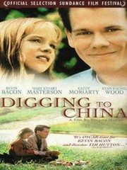 Digging to China