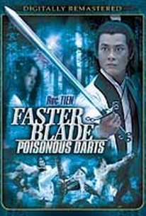 Faster Blade Poisonous Darts
