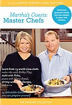 Martha's Guests: Master Chefs