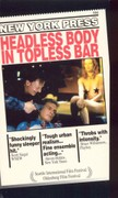 Headless Body in a Topless Bar