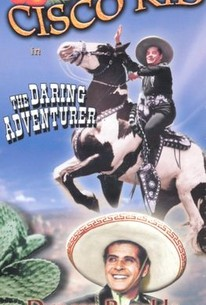 The Cisco Kid Returns (The Daring Adventurer)