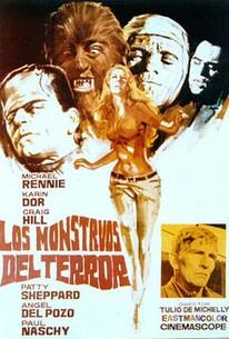 Los Monstruos del Terror (Operation Terror)(Dracula Versus Frankenstein)(The Man Who Came from Ummo)