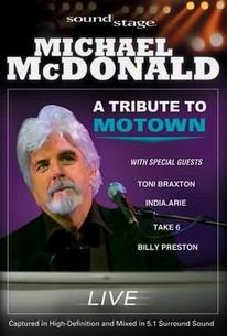 Michael McDonald: A Tribute to Motown