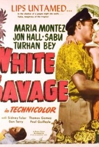 White Savage (White Captive)