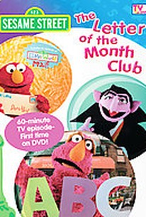 Sesame Street - Letter of the Month Club