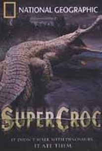 National Geographic - SuperCroc