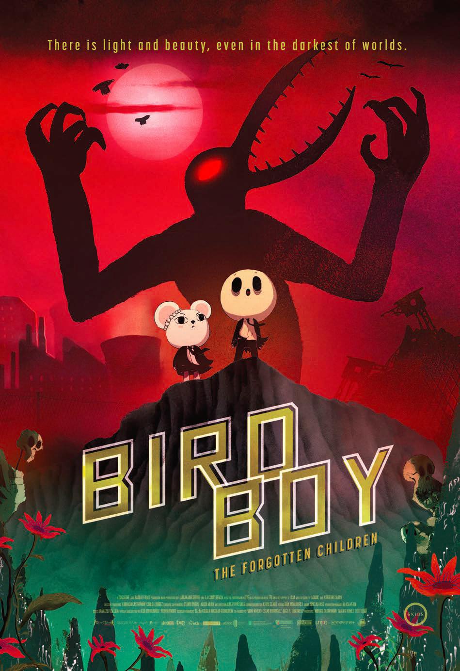 Birdboy: The Forgotten Children (Psiconautas, los niños olvidados)