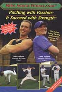 Pitching With Passion & Succeed With Strength