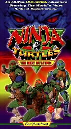 Ninja Turtles - The Next Mutation