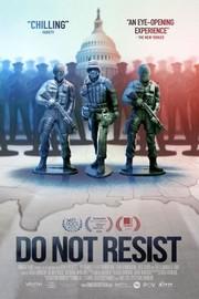 Do Not Resist